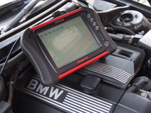 Engine Diagnostics Service
